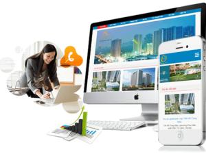 Dịch vụ thiết kế web trọn gói giá rẻ